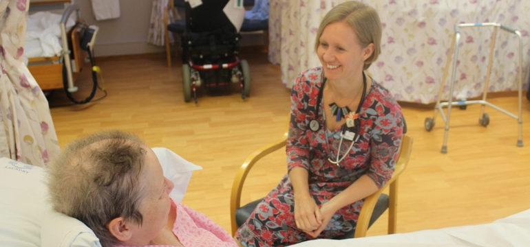 A local cause; Phyllis Tuckwell Hospice Care